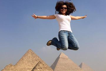 unforgettable full-day to Giza pyramids Egyptian museum from Cairo Giza hotel