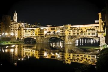 Balade en soirée dans la Florence...
