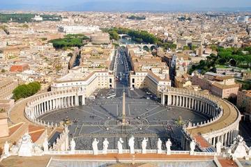 Billet coupe-file: visite d'une journée au Vatican