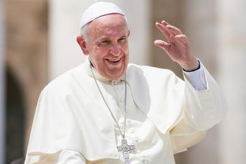 Billetter til paveaudiens, inkludert briefing
