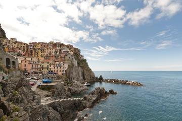 Cinque Terre och Portovenere från Florens på en dag