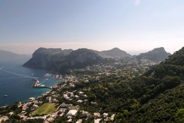 Dagstur med liten gruppe fra Roma til Capri