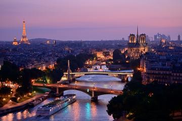 Eiffel Tower Tour & Seine River Cruise by Night