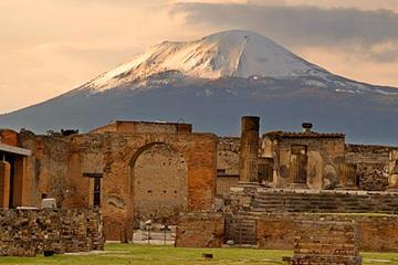 Escursione di un giorno a Pompei da Roma