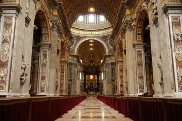 Evite las colas: los Museos Vaticanos, la Capilla Sixtina y la...