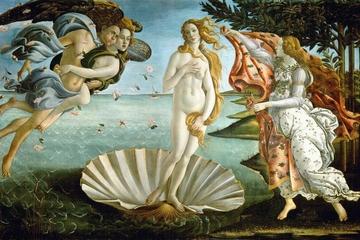 Evite las colas: visita a pie de la Galería de los Uffizi de...
