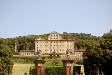 Frascati vinsmagningstur fra Rom