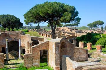 Halvdagstur til oldtidens Ostia i mindre gruppe fra Rom