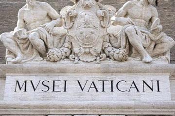 Hoppa över kön: Biljetter till Vatikanmuseerna