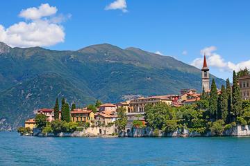 Italia og Sveits på én dag: Comosjøen og Luganosjøen fra Milano