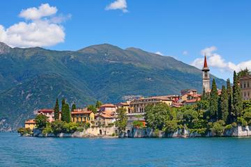 Italien und die Schweiz an einem Tag: Comer See und Lugano von Mailand