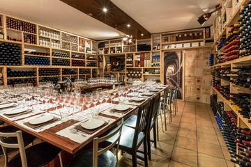 Mat- og vinsmaking med erfaren vinkelner i Roma