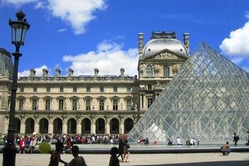 Não fique na fila: excursão a pé pelo Museu do Louvre, incluindo...