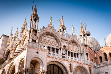 No Wait: Best of Venice Tour with St. Mark's Basilica and Optional...