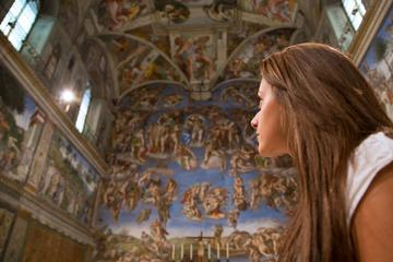 Sistine Chapel Early Access plus St Peter's Skip the Line and Crypts
