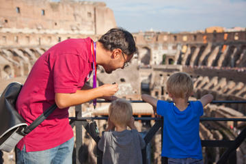 Family-Friendly Colosseum and Ancient...
