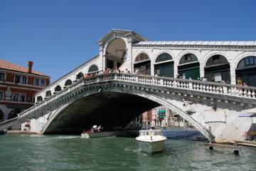 Tour per piccoli gruppi: tour a piedi del meglio di Venezia e giro in