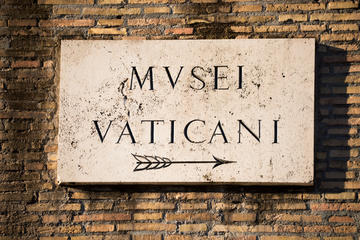 Tur med liten gruppe med tidlig adgang til Vatikanmuseene samt...