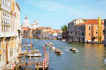 Venice from Florence by High Speed Train with Skip The Line to St Mark's