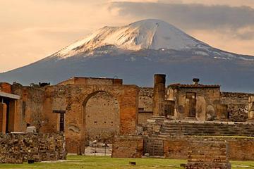 Viagem de um dia à Pompéia saindo de Roma
