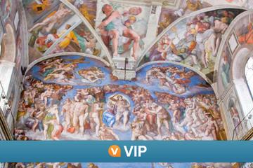 Viator VIP: privébezoek aan Sixtijnse Kapel en rondleiding in kleine ...