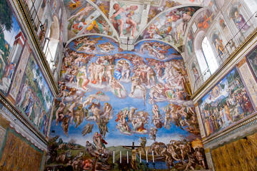 Viator VIP: Sistine Chapel Viewing...