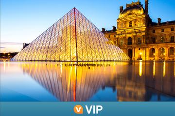 Viator VIP: Skip the Line Louvre Highlights Tour with Lunch at...