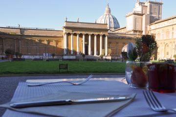 VIP-opplevelse av Vatikanet: Eksklusiv frokost i Vatikanet med tidlig...