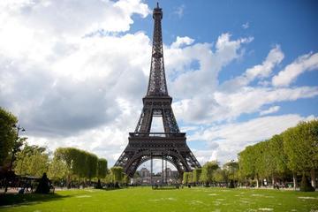 Zonder wachtrij: Eiffeltoren-tour met kleine groep