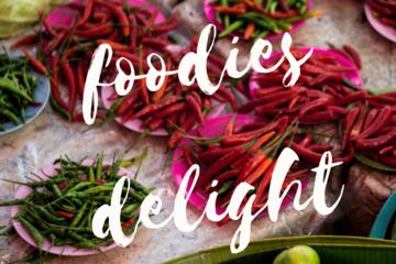 Foodies Delight PRIVATE San Juan Food Market Tour