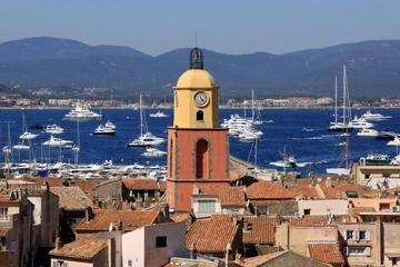 Small Group Full Day Tour Saint Tropez and Provence
