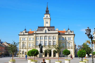 Novi Sad and Sremski Karlovci Day...