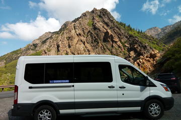 Big Cottonwood Canyon Tour