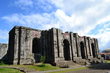 Cartago Ruins, Irazú Volcano and Sarapiquí Combo Tour