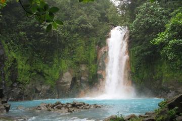 Celeste River Hike from La Fortuna