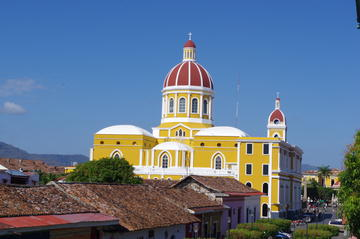 Day Trip to Granada City in Nicaragua from Guanacaste