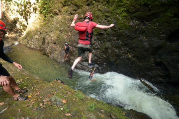 Gravity Falls Cliff Jumping and Waterfall Rappel