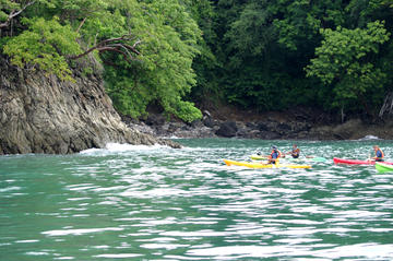 Ocean Kayak and Snorkeling at Manuel...
