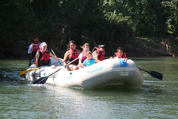 Peñas Blancas River Safari Float from La Fortuna