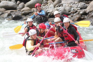 Sarapiquí White Water Rafting Tour