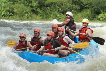 Savegre White Water Rafting Tour