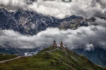 Full Day Private Tour in Kazbegi...