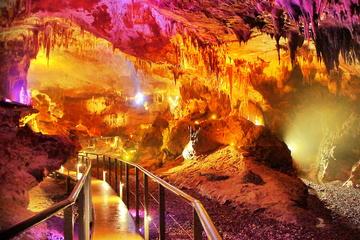 Prometheus Cave Bagrati Cathedral...