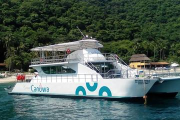 Full Day Snorkeling and Beach Club Tour With Buffet Lunch and Open Bar