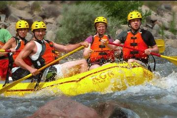 Bighorn Sheep Canyon Rafting and Zipline Tour