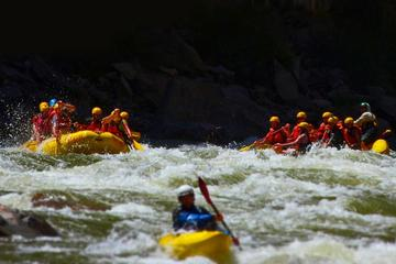 Royal Gorge Rafting and Zipline Tour