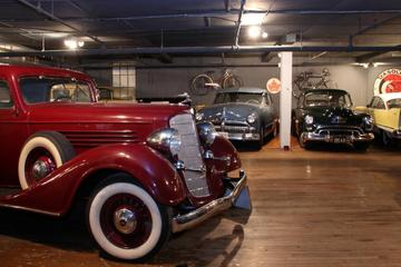 Guided Tour of the Canadian Automotive Museum