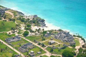 Cobá, Cenote Multum Ha, Tulum and Playa Paraiso from Playa del Carmen