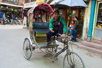 Private Rickshaw Sightseen Tour for 3...