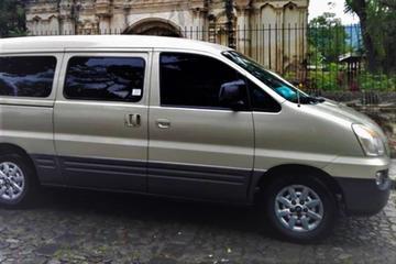 Antigua to Guatemala city Airport  shared transportation